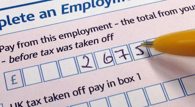 The deadline for submitting an online self-assessment tax return is midnight on January 31