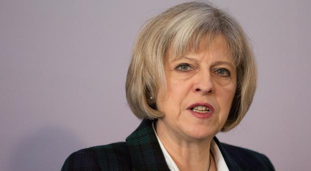 Home Secretary Theresa May said a £10 million Police Knowledge Fund (PKH) was being set up