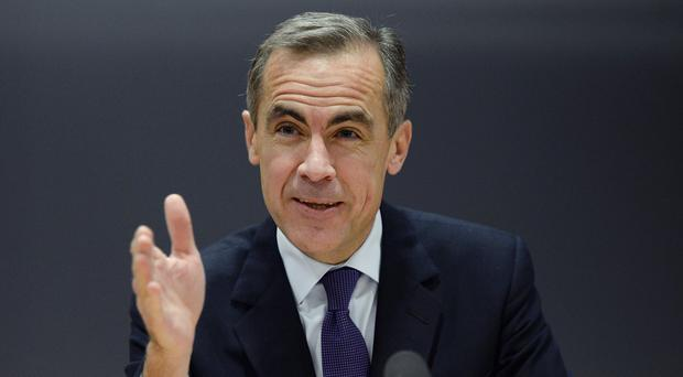 The Governor of the Bank of England Mark Carney has urged the eurozone to follow the example of the Union joining together the nations of the UK.