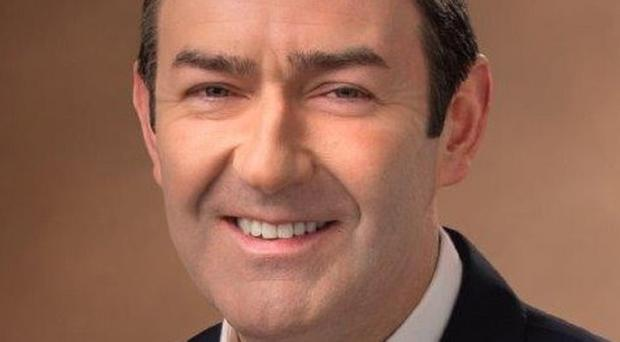 Steve Easterbrook is to become burger chain McDonald's first British chief (McDonald's/PA)