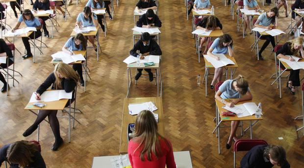 More than 300 schools fell beneath the Government's floor target this year after failing to ensure enough pupils gained five good GCSE grades