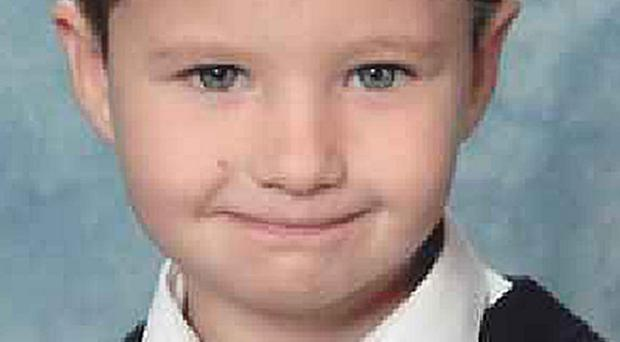 Braydon Fairhurst, 10, who has not been seen since throwing snowballs with friends at 7pm on Thursday in Minto Street, Ashton-under-Lyne (Greater Manchester Police/PA