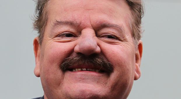 Actor Robbie Coltrane is said to be