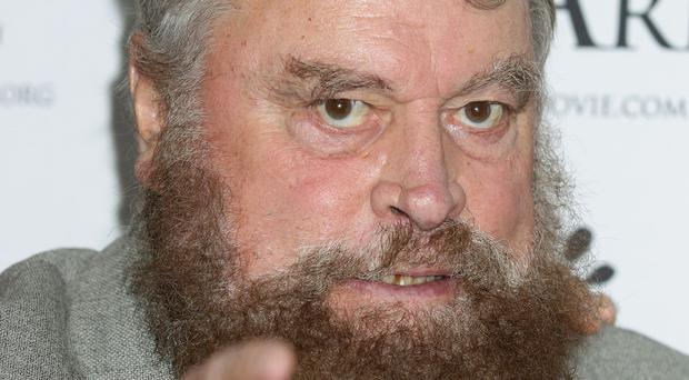 Brian Blessed collapsed on stage while playing King Lear