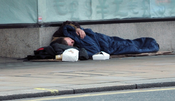 The truth about homelessness is that most of the time it is invisible