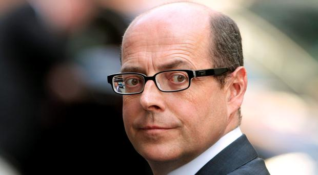 PM's support: Nick Robinson