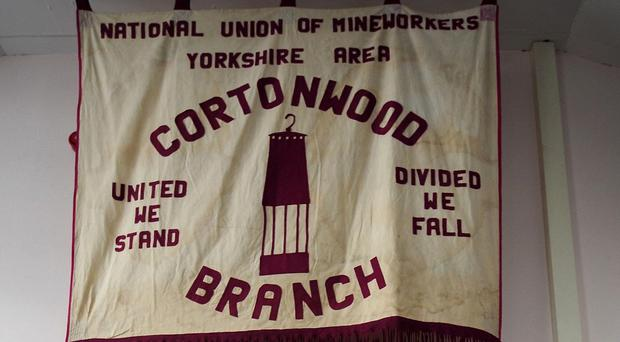 Wakefield's Unity Works will host a public exhibition of banners carried by miners to mark the end of their year-long strike
