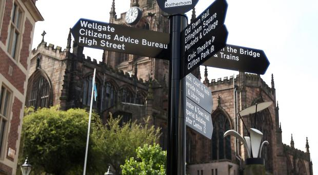The scandal in Rotherham exposed widespread inaction by agencies