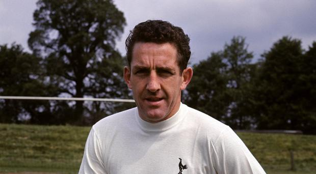 Dave Mackay was part of Spurs' 1961 double-winning side