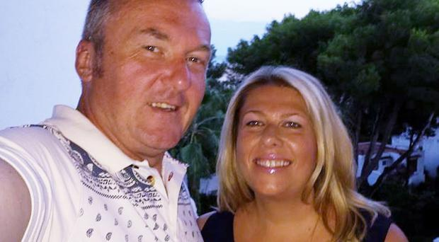 Valerie Clitheroe andhusband Conrad have been arrested in the United Arab Emirates