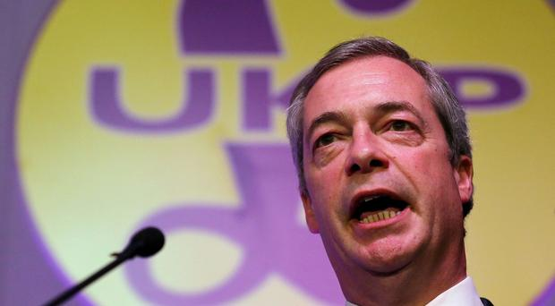 Ukip leader Nigel Farage is preparing to set out his party's