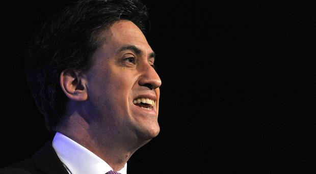 Ed Miliband will say the only change he is planning to universal benefits for older people is to strip the winter fuel payment from the wealthiest 5%
