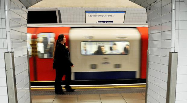Tube staff are staging a strike