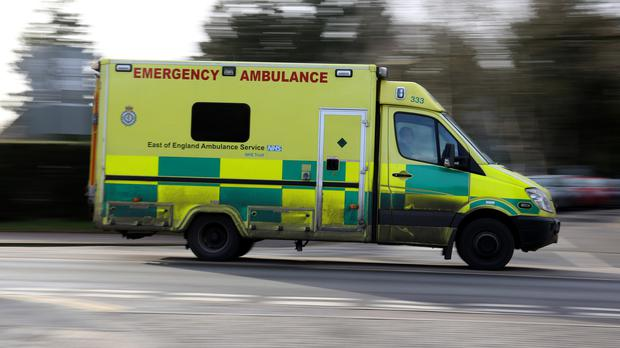Maghera crash: Couple were treated at the scene by paramedics and taken to a nearby hospital Service will be provided on the day of action.