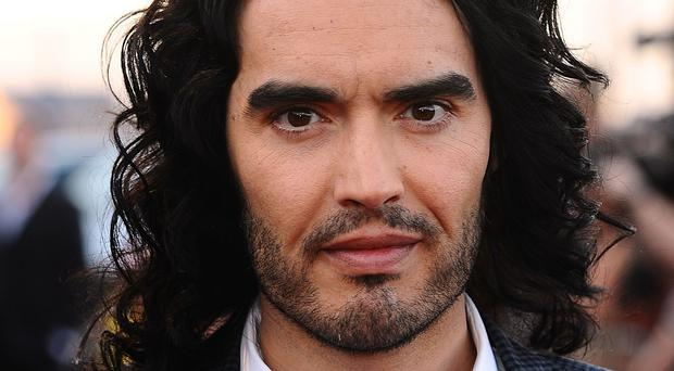 Russell Brand and author Naomi Klein are due to speak at the climate change march