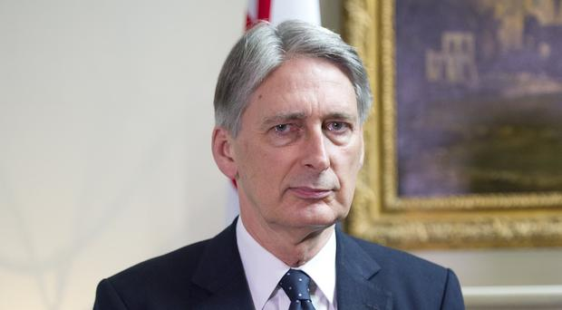 Foreign Secretary Philip Hammond said Russia had moved from being a partner of the West to seeing Europe as an 'adversary'