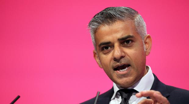 Sadiq Khan said Labour is committed to renewing Trident