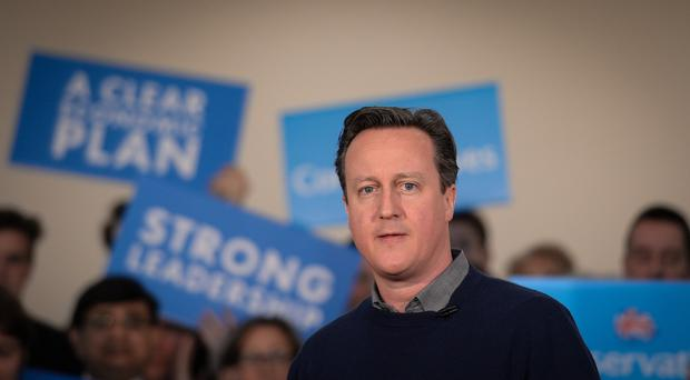 David Cameron has pledged that the Conservatives would continue the free schools programme if they are returned to power