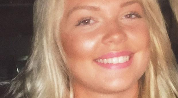 Alesha O'Connor, 17, from Barry, Vale of Glamorgan, who was one of four people to die following a crash between two cars on the A470 near Storey Arms, Brecon, between Libanus and RAC bends, Mid Wales