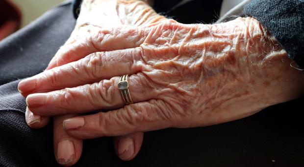 Older people have been hit by a