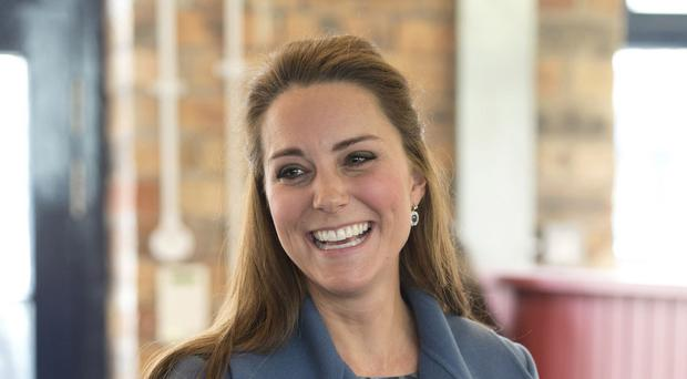 The Duchess of Cambridge is due to visit the Turner Contemporary in Margate