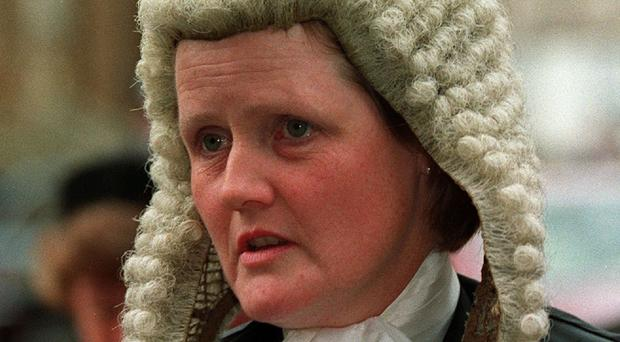 Mrs Justice Hogg ruled that a woman used