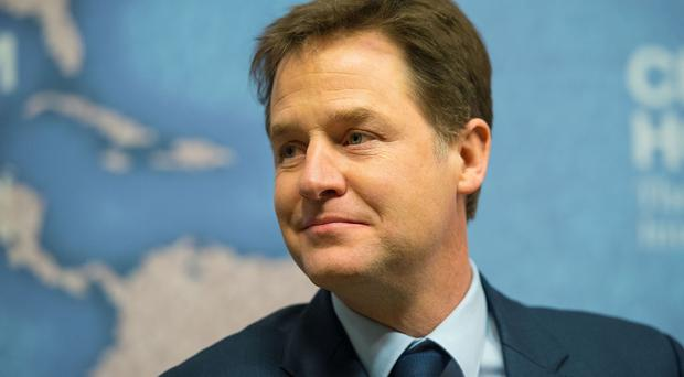 Nick Clegg said he would while away the hours as a castaway on a desert island listening to the Ken Clarke's