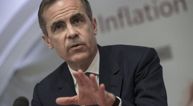Mark Carney says the Serious Fraud Office advised the Bank of England to keep the probe under wraps