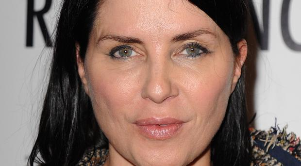 Sadie Frost said she was 'embarrassed and humiliated' by a Daily Mirror story, obtained by phone hacking, about her attending Alcoholics Anonymous