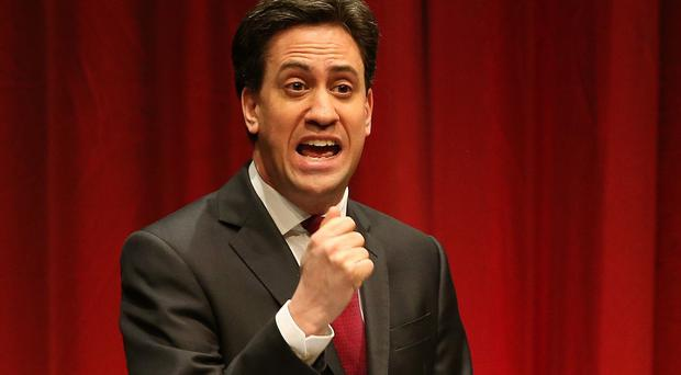 Ed Miliband will say the plan shows that he is prepared to stand up to the energy companies