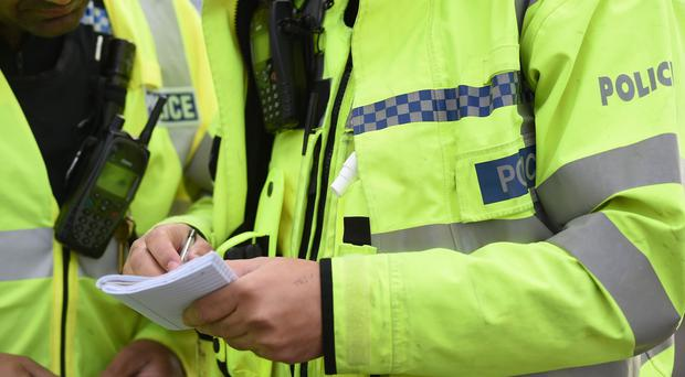 Police are appealing for information following the incident