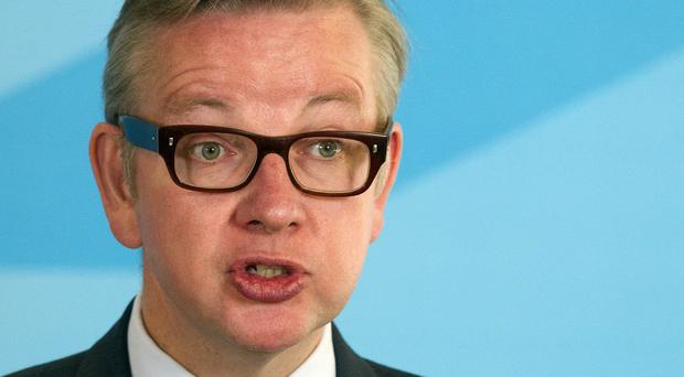 Michael Gove is