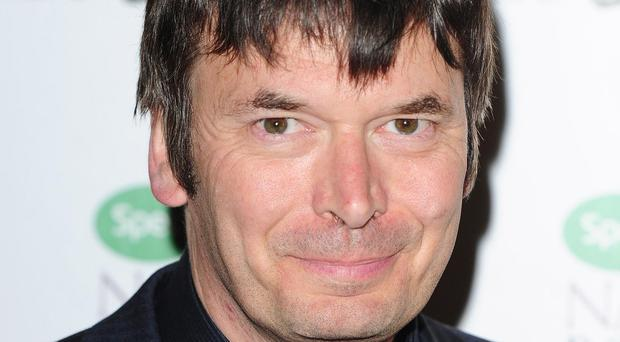 Ian Rankin took a year off in 2014 writing to relax and travel