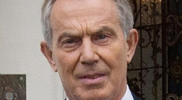 The young need an education giving an open-minded view of the world, Tony Blair said