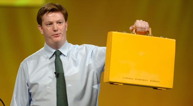 Chief Secretary to the Treasury Danny Alexander launched a 'radical' review of English business rates