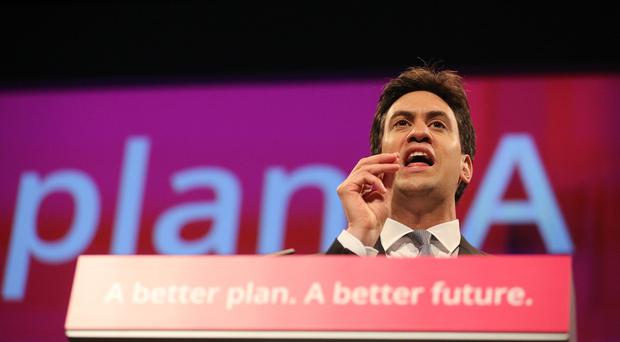 Ed Miliband said there will be no SNP ministers in his government