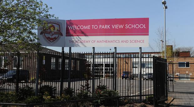 Park View School was investigated as part of allegations of an Islamist takeover plot at a number of Birmingham schools