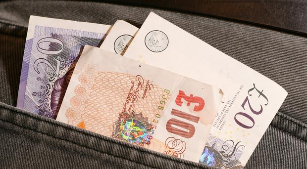 The national minimum wage is to increase by 20p an hour from October