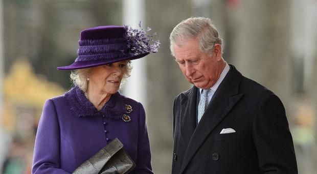 Charles and Camilla are making their third joint official visit to the US
