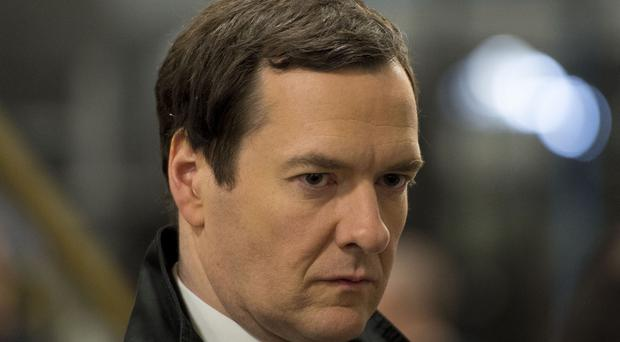 Just 12% of voters trust George Osborne a great deal, according to a poll