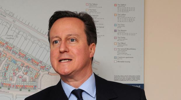 David Cameron has been urged to commit to an online debate