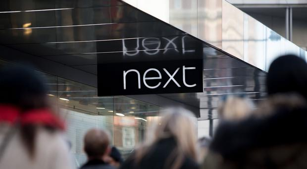 Next is set for expansion in Co Down but is set to close its Grafton street store in Dublin