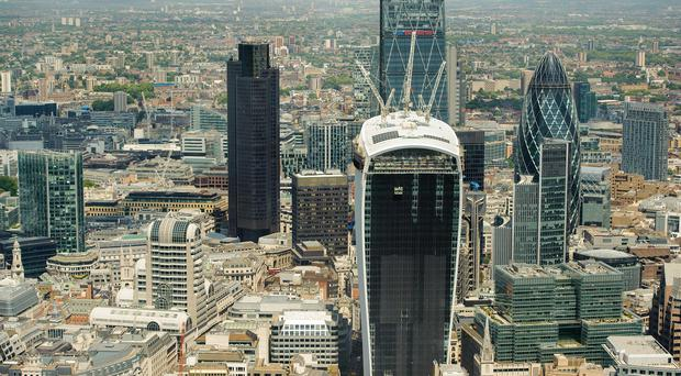 The City's square mile is one of the areas under scrutiny
