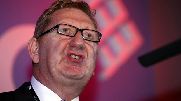 Len McCluskey, general secretary of Unite, said the time had come to ask whether unions could stay within the law any longer