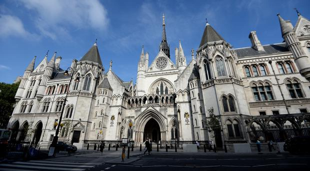 A man has won damages after claiming his wife deceived him over the paternity of her son