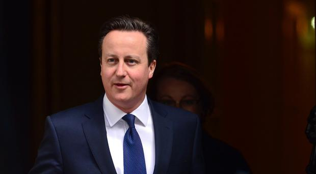 Prime Minister David Cameron has been informed of the decision to suspend Tory candidate Afzal Amin