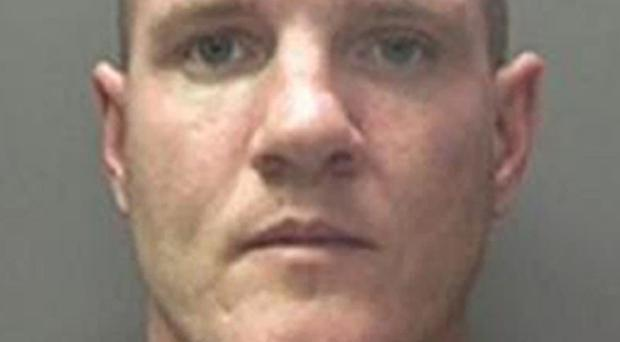 Shane Walford, a convicted killer who has been arrested, days after he appeared on a list of Britain's most wanted fugitives believed to be on the run in Spain