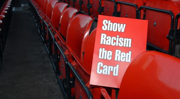 Show Racism The Red Card said it was particularly shocked by the number of incidents of racist abuse at children's matches