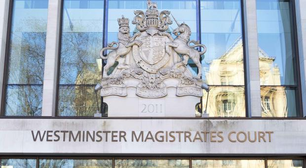 The pair will appear at City of Westminster Magistrates' Court over historical sexual abuse charges