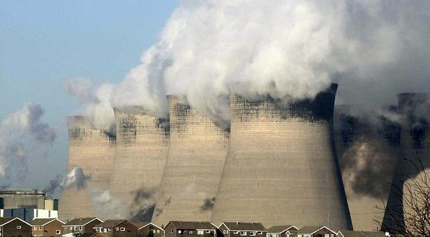 Scientists looked at gaseous pollutants including carbon monoxide, sulphur dioxide, nitrogen dioxide and ozone